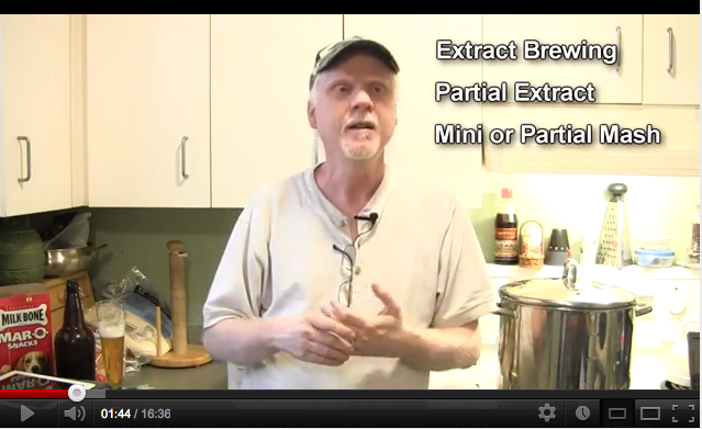Easy Home Brewing with CraigTube