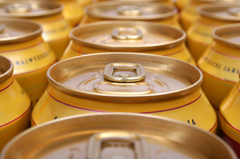 Storing Beer: Cans